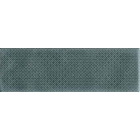 Cerdisa Brick Inspiration Green Pattern 10 x 30 cm