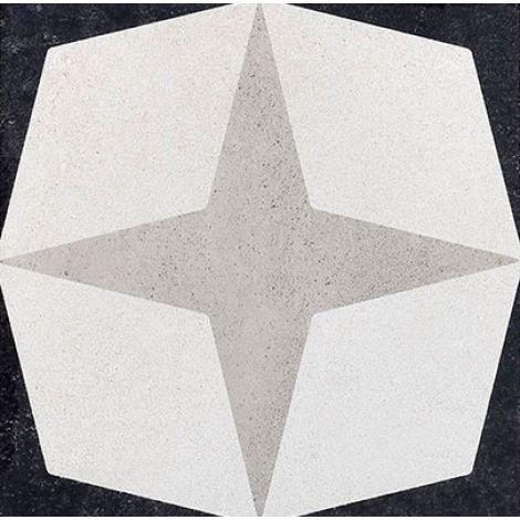 Fioranese Cementine Black&White 1 20 x 20 cm