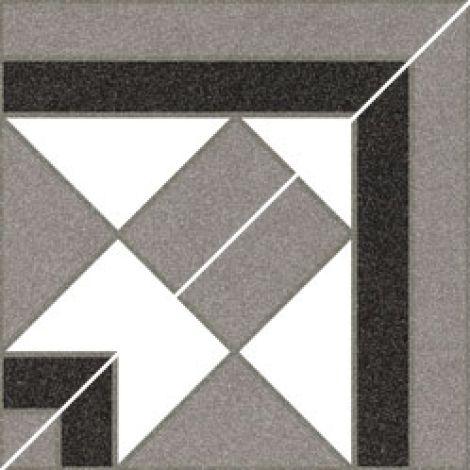 Vives Cantonera Basildon Blanco 15,8 x 15,8 cm