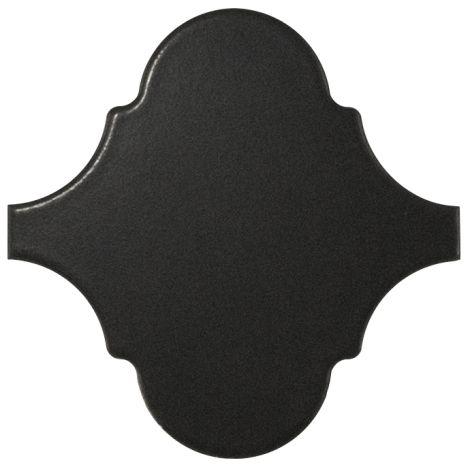 Equipe Scale Alhambra Black Matt 12 x 12 cm