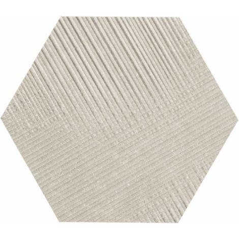 Provenza Eureka Sabbia Tartan Esagona 22 x 19,3 cm