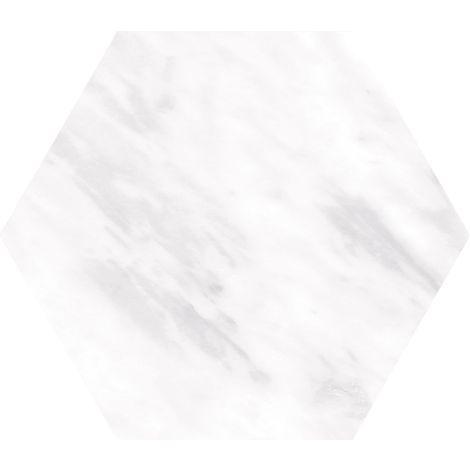 Equipe Bardiglio Hexagon Light 17,5 x 20 cm