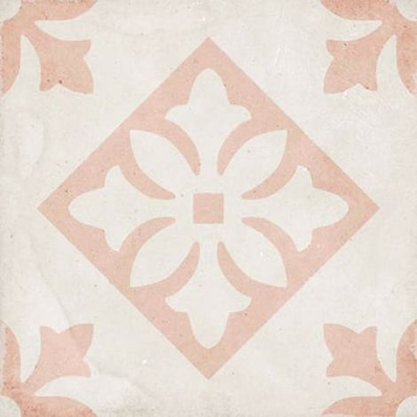 Equipe Art Nouveau Padua Pink 20 x 20 cm