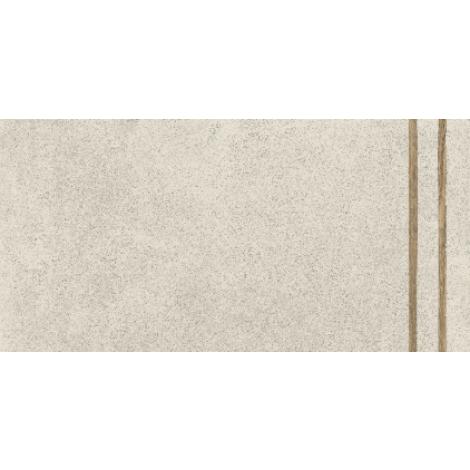 Fioranese 2 Lines Sfrido Cemento1 Bianco 60 x 120 cm