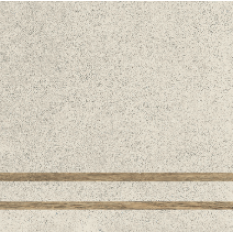 Fioranese 2 Lines Sfrido Cemento1 Bianco 60 x 60 cm