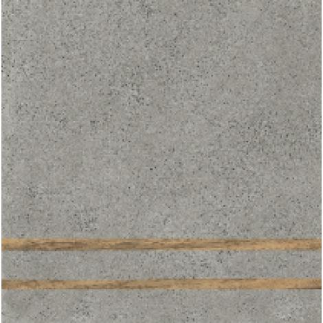 Fioranese 2 Lines Sfrido Cemento3 Grigio 60 x 60 cm