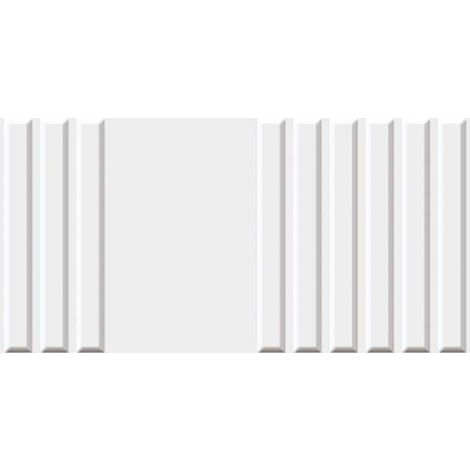 Vives Milvio Blanco Mate 10 x 20 cm