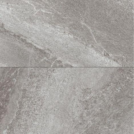 Flaviker Forward Grey Terrassenplatte 40 x 80 x 2 cm
