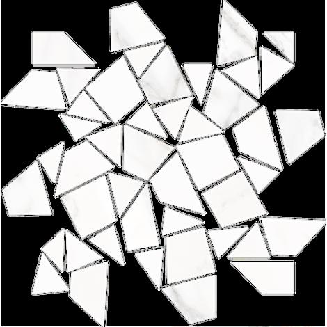 Vives Mosaico Necci Blanco 30 x 30 cm