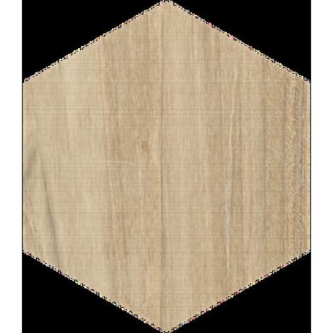 Vives Hexagono Gamma Beige 23 x 26,6 cm