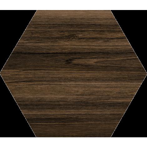 Vives Hexagono Belice Carbon 51,9 x 59,9 cm