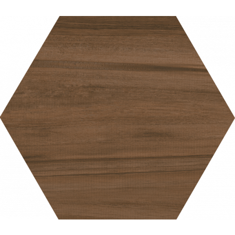 Vives Hexagono Belice Noce 51,9 x 59,9 cm