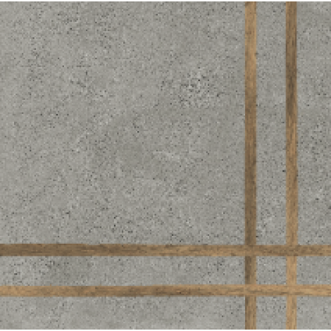 Fioranese 4 Lines Sfrido Cemento3 Grigio 60 x 60 cm
