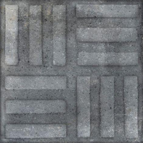 Vives Norvins Grafito Antislip 20 x 20 cm
