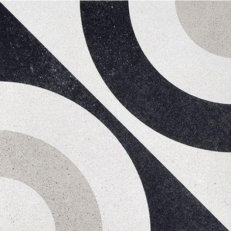 Fioranese Cementine Black&White 5 20 x 20 cm