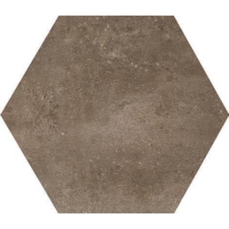 Dom Approach Brown Esagona 34,6 x 40 cm
