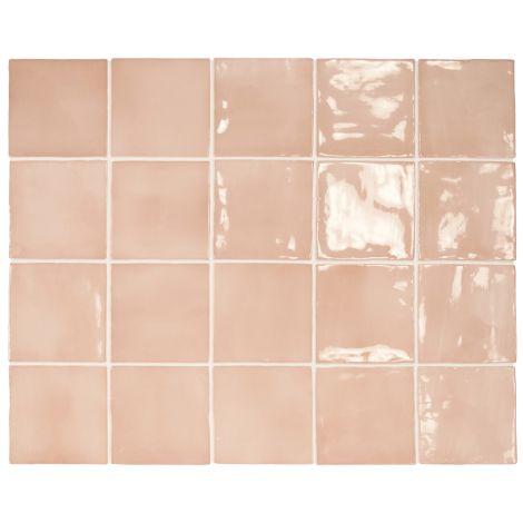 Equipe Manacor Blush Pink 10 x 10 cm