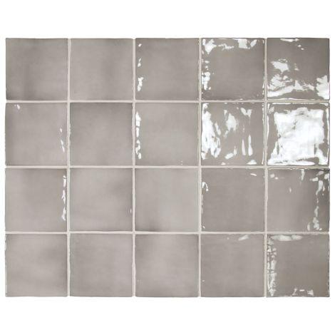Equipe Manacor Mercury Grey 10 x 10 cm
