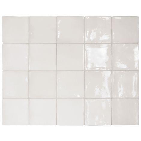 Equipe Manacor White 10 x 10 cm