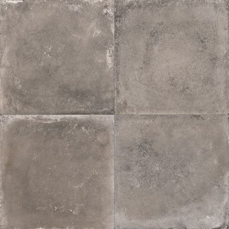 Flaviker Backstage Graphite Terrassenplatte 76 x 76 x 2 cm