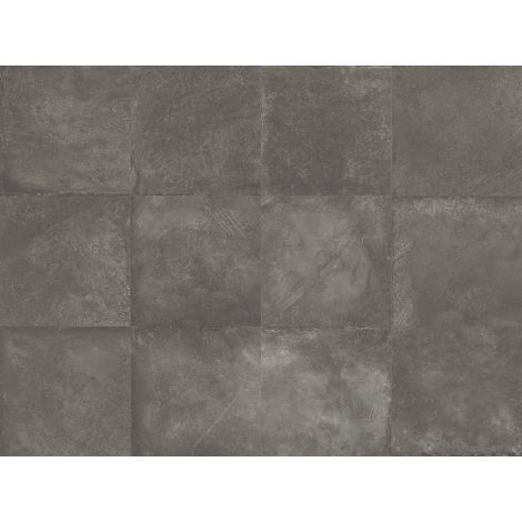 Savoia Be Stone Antracite Antislip Terrassenplatte 60 x 60 x 2 cm