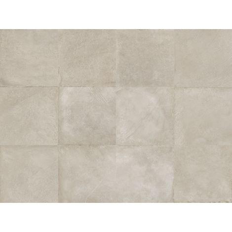 Savoia Be Stone Taupe Antislip Terrassenplatte 60 x 60 x 2 cm