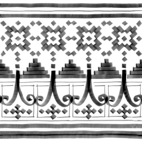 Vives Bellaria-2 Sombra 20 x 20 cm