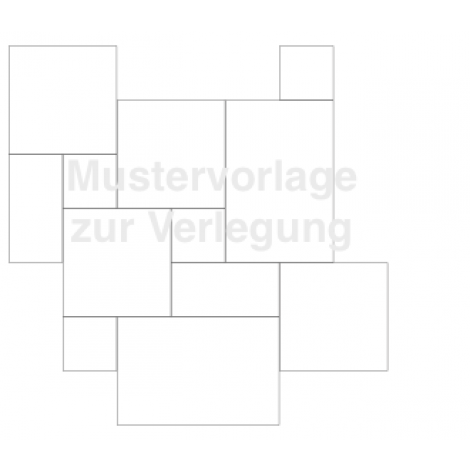 Fioranese Pietraviva Greige Modulo Esterno 40,8 x 61,4 cm / 40,8 x 40,8 cm / 20,3 x 40,8 cm / 20,3 x 20,3 cm
