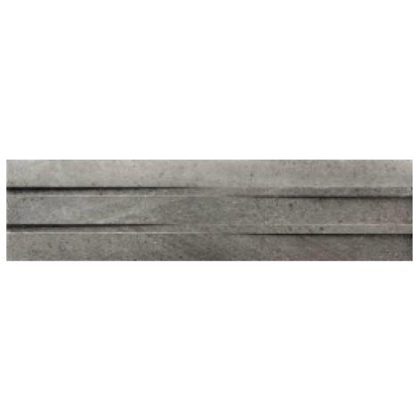 Grespania Rodano Antracita 20 x 80 cm