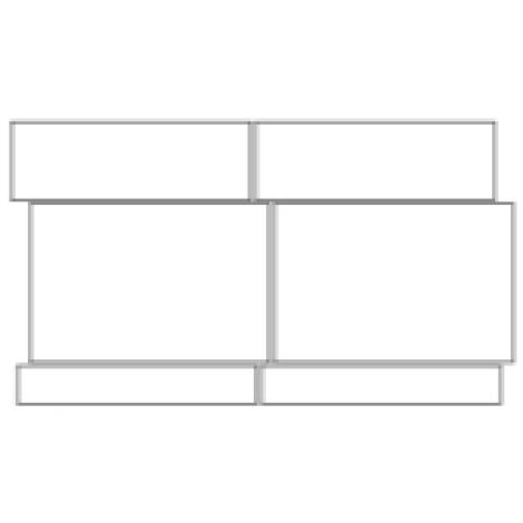 Coem Pietra Jura Beige Modulo 10 x 60 cm / 20 x 60 cm / 40 x 60 cm