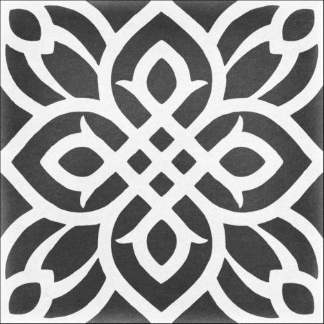 Grespania Bolshoi Negro 20 x 20 cm