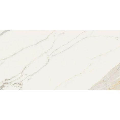 Fioranese Marmorea Bianco Calacatta Poliert 30 x 60 cm