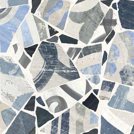 Fioranese Cementine Cocci Cocci Blu 20 x 20 cm