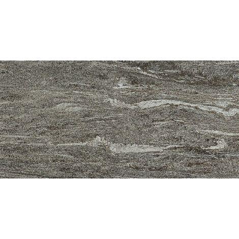 Coem Dualmood Stone Dark Grey Terrassenplatte 60,4 x 90,6 x 2 cm