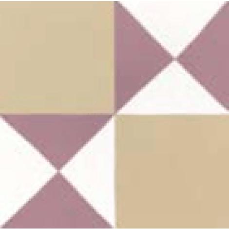 Equipe Caprice Deco Chess Colours 20 x 20 cm