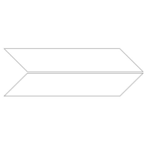 Fioranese Oaken Chevron 15,1 x 75 cm