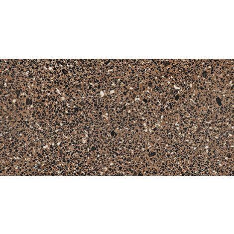 Coem Porfirica Aglo Brown Lucidato 75 x 149,7 cm