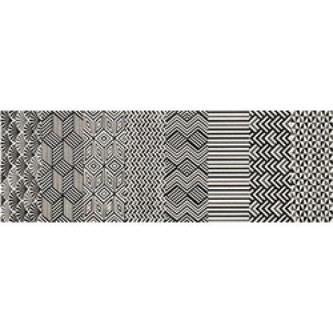 Dom Concretus Grigio Inserto Deco 33,3 x 100 cm