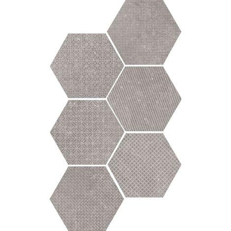 Equipe Coralstone Melange Grey 29,2 x 25,4 cm