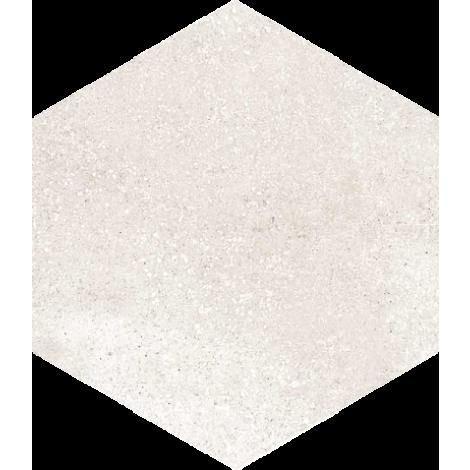 Vives Hexagono Rift Crema 23 x 26,6 cm