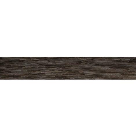 Provenza Woodcut Nero Bruciato 20 x 120 cm