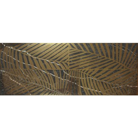 Fanal Decor Laurent Petiole Black NPlus 45 x 118 cm