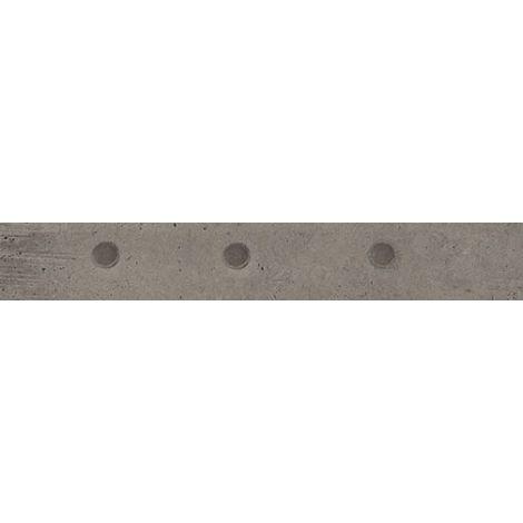 Fioranese Dot Deco Dot Grigio Scuro 30,2 x 120,8 cm
