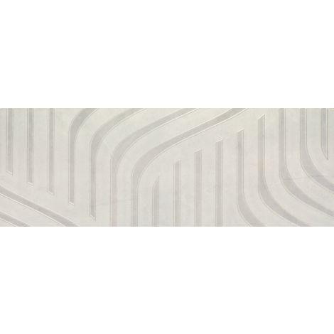 Fanal Decorado Fenix Blanco 31,6 x 90 cm