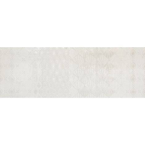 Fanal Decorado Focus Blanco 31,6 x 90 cm