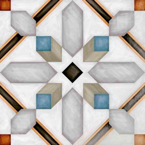 Vives Demel Multicolor 20 x 20 cm