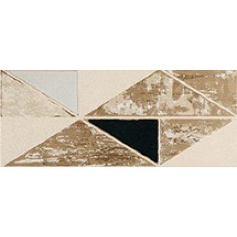 Dom Concretus Beige Inserto Arlequin 25 x 60 cm