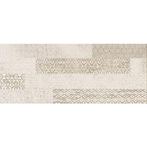 Dom Concretus Beige Inserto Macrame 25 x 60 cm