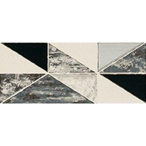 Dom Concretus Grigio Inserto Arlequin 25 x 60 cm