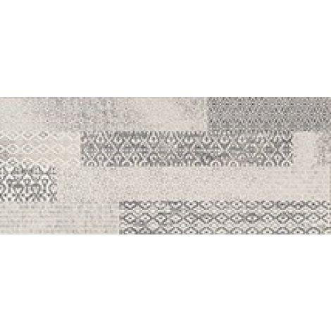 Dom Concretus Grigio Inserto Macrame 25 x 60 cm